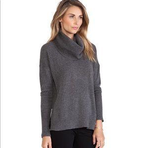 Diane Von Furstenberg ahiga cashmere sweater sz s